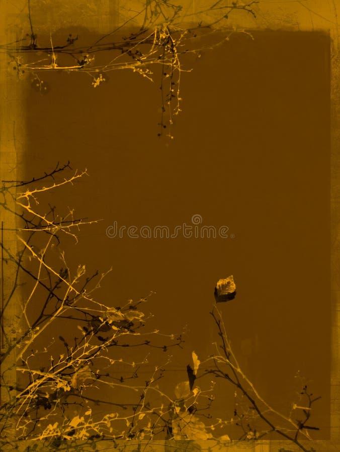 Silk Bildschirm des Frühlinges vektor abbildung