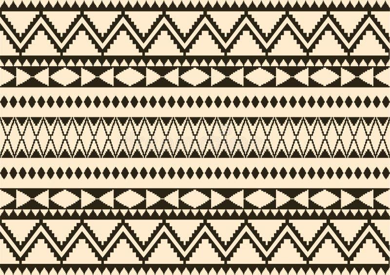Silk cloth Cream pattern. Vector illustration royalty free illustration
