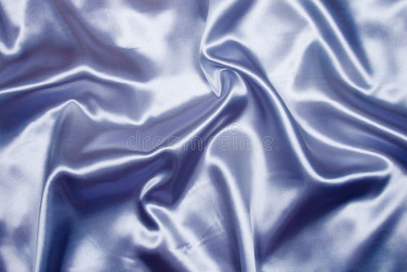 Silk Gewebe des Satins als Hintergrund lizenzfreie stockfotografie