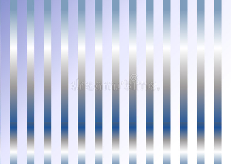 Silk striped stock illustration