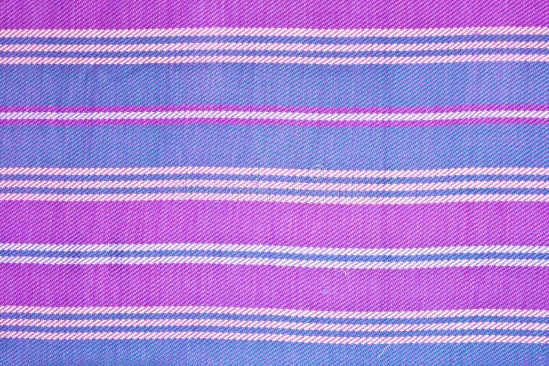 silk vävt thai traditionellt för hand arkivbild