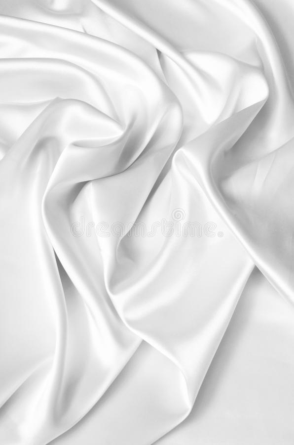 silk white för bakgrund arkivbilder