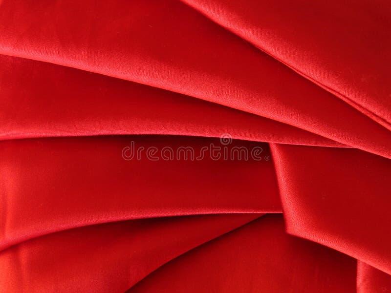 silkeslent tyg arkivbild