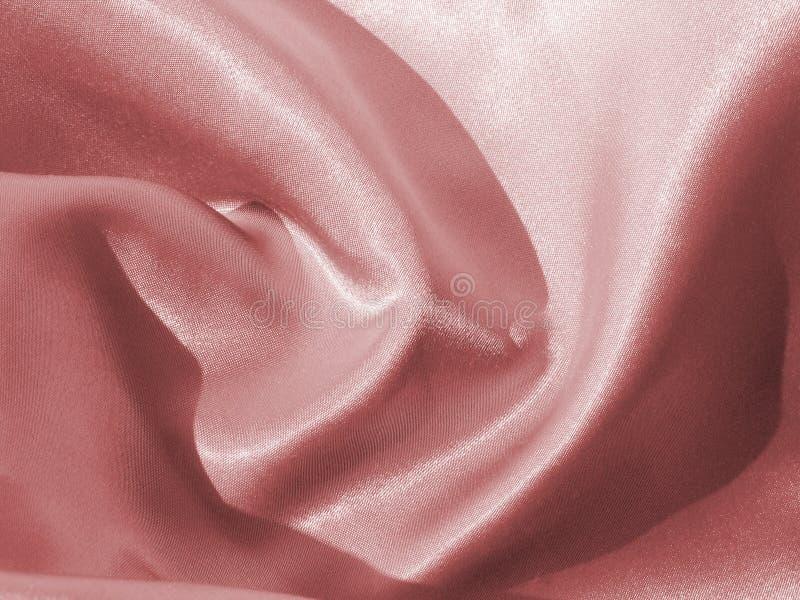 Silky fabric stock image