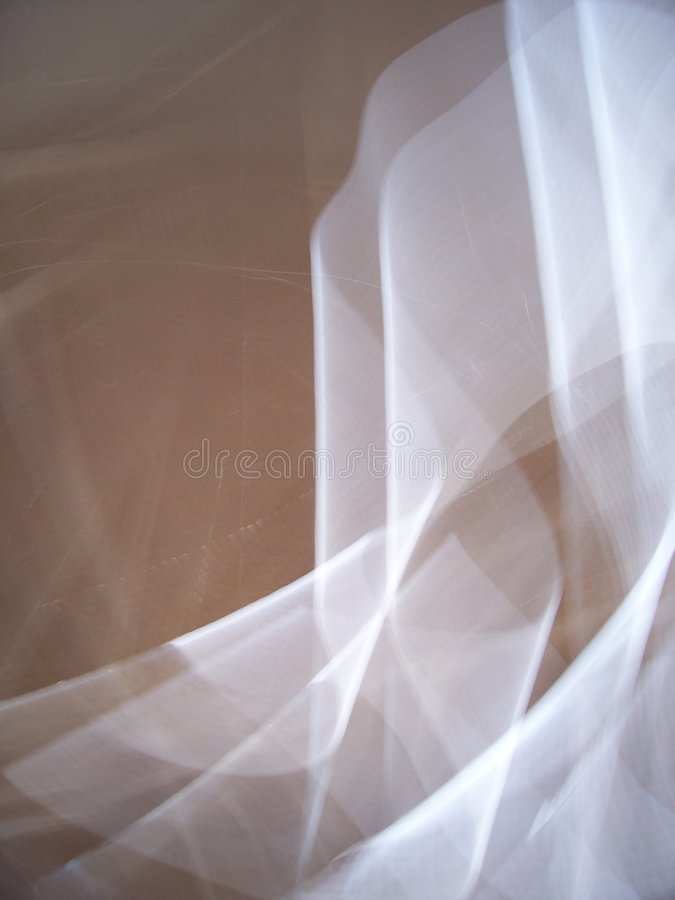 Silky Light. Photo of Light using long time exposure royalty free stock image