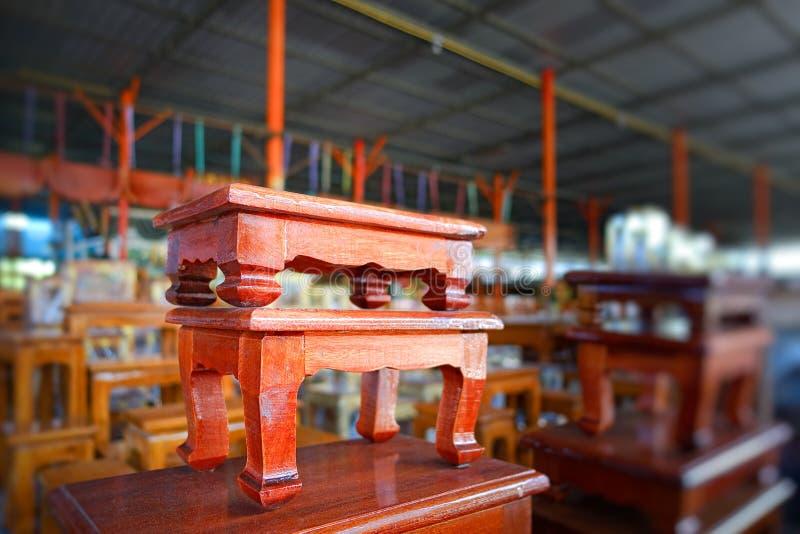 Silla de madera fotos de archivo libres de regalías