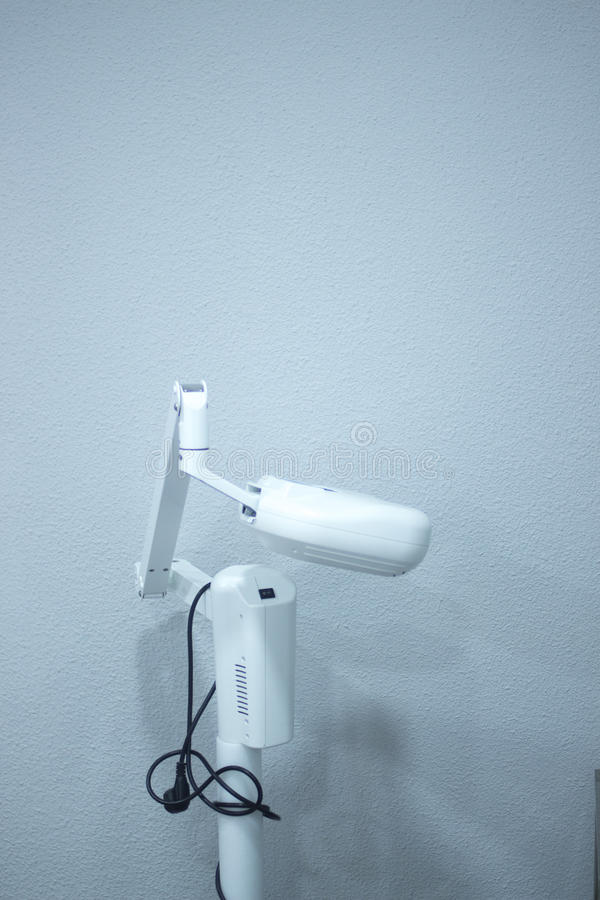Silla dental de los dentistas imagen de archivo
