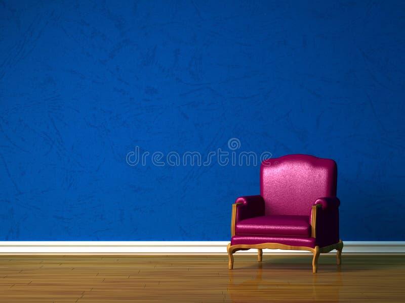Silla púrpura libre illustration