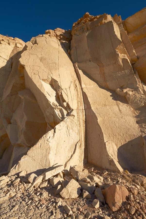 Sillar kamienia łup w Arequipa Peru zdjęcie stock