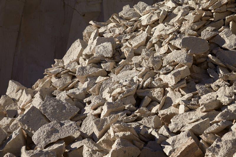 Sillar kamienia łup w Arequipa Peru zdjęcie royalty free