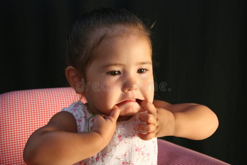Download So silly stock photo. Image of baby, asia, children, fingers - 266192