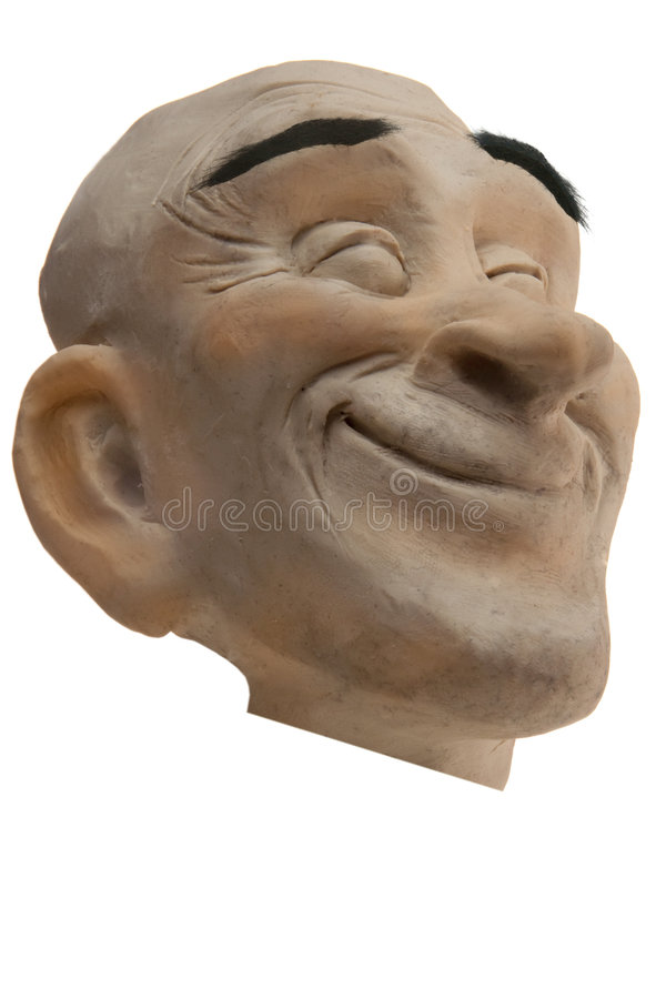 Silly Grin stock images