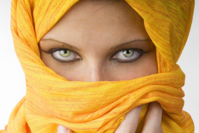 silne oczy
