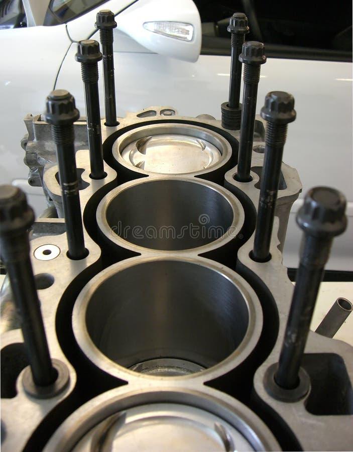 silnik bloku silnika zdjęcie royalty free