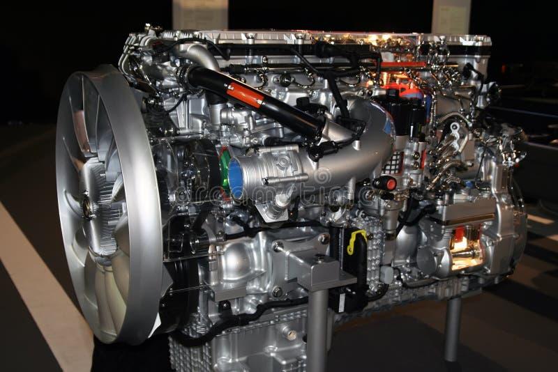 silnik ciężarówka zdjęcie stock