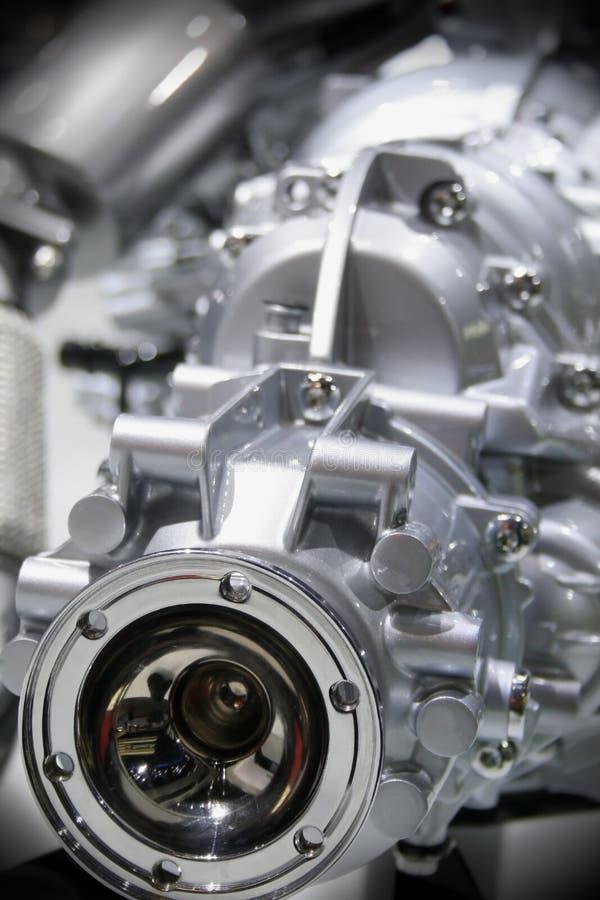 silnik samochodu sporty. zdjęcie royalty free