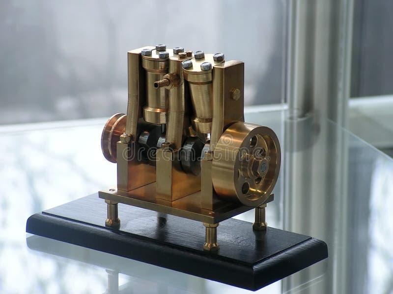 silnika modela kontrpara zdjęcie stock