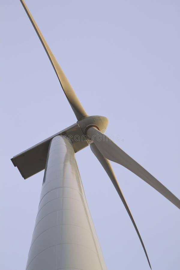 Silnika wiatrowego szczegół zdjęcia royalty free
