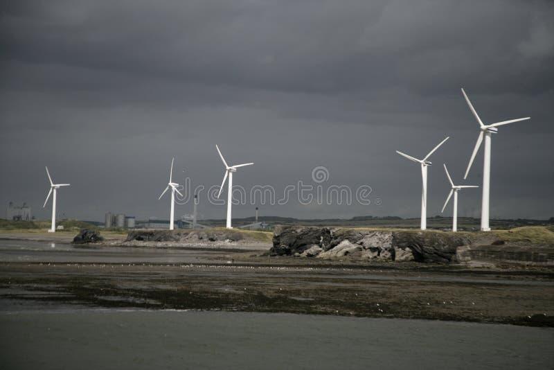 Silniki wiatrowi obrazy royalty free