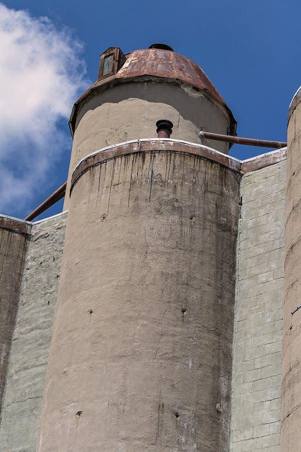 silo stock foto's