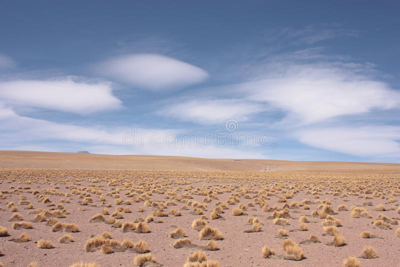 Download Silol Desert and the sky stock image. Image of south - 15742431