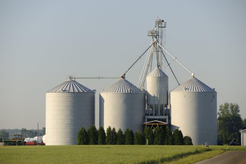 silos fotografering för bildbyråer