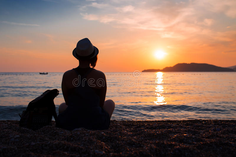 Fotos de mujer en la playa