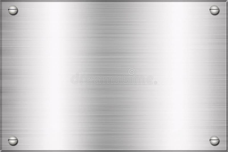 Download Silver background stock illustration. Illustration of metal - 13198053