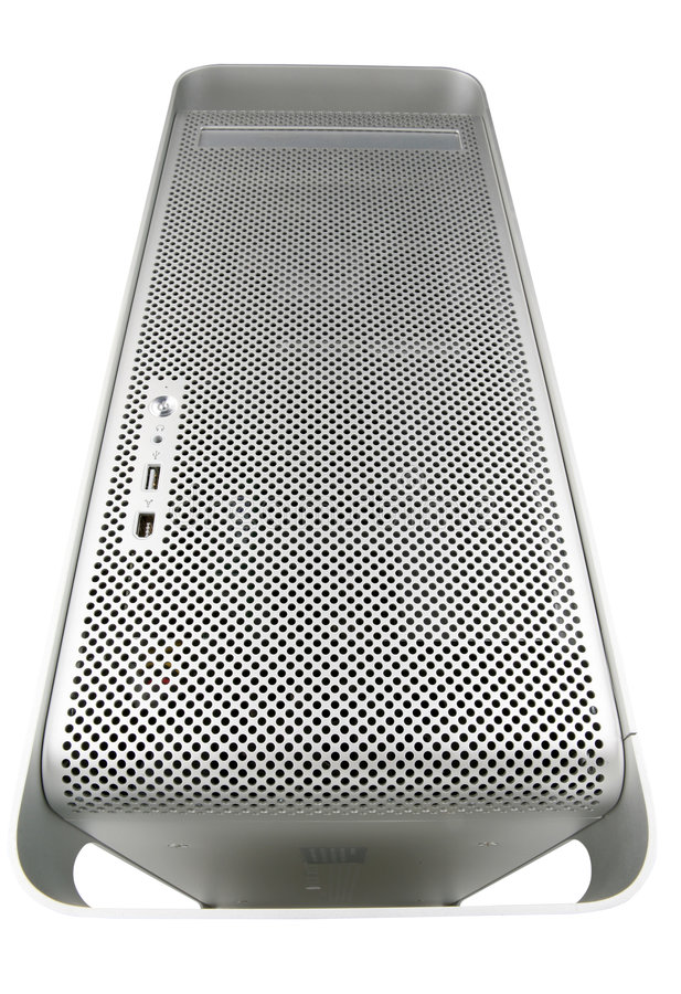 Download Silver BIG Computer Royalty Free Stock Photography - Image: 509337