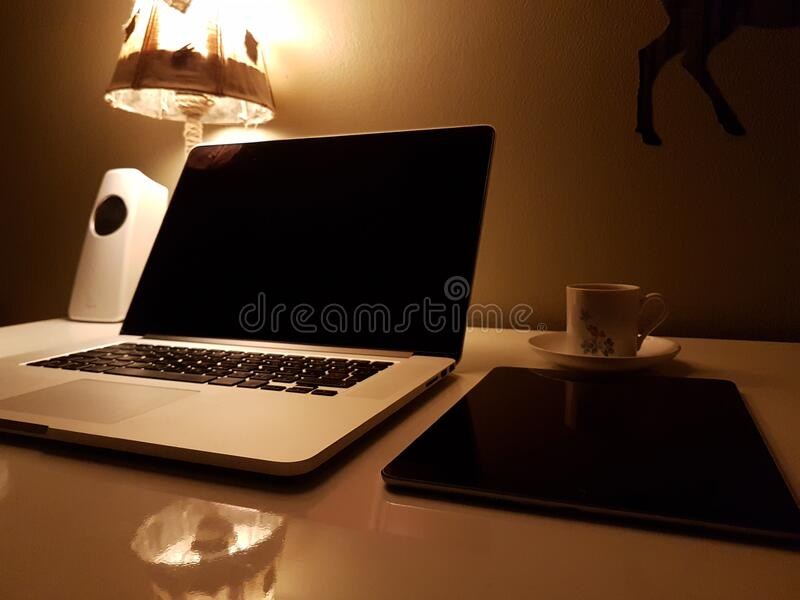 Silver And Black Laptop Free Public Domain Cc0 Image