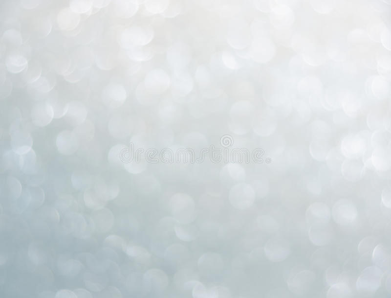 Download Silver Bokeh Stock Photography - Image: 13523712