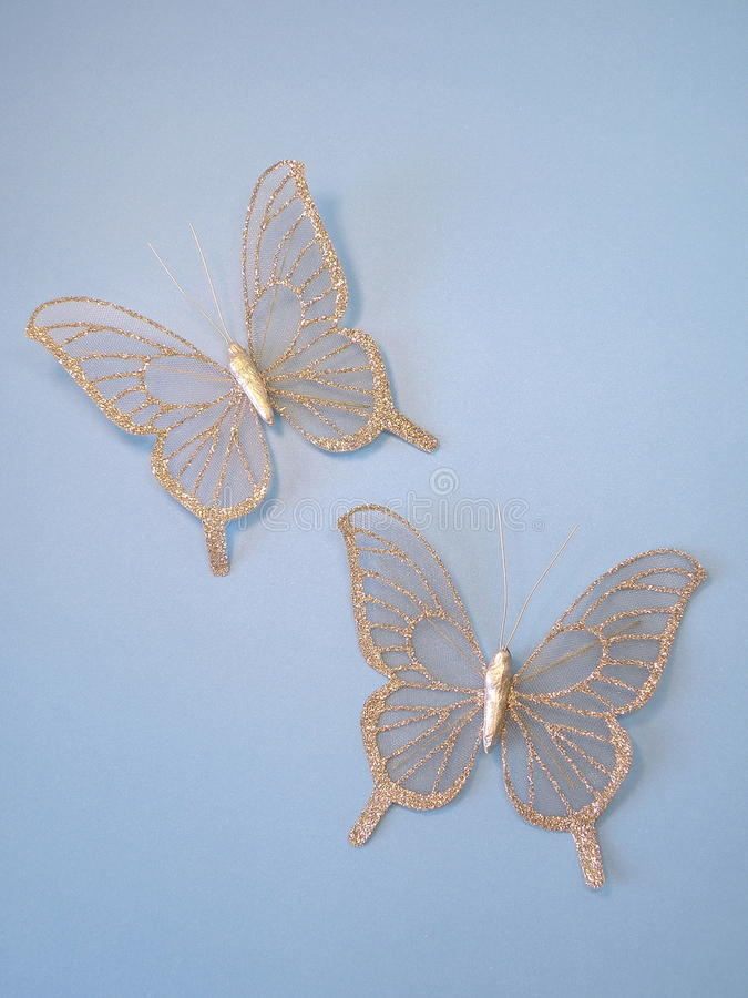 Download Silver Butterflies Stock Image - Image: 18728311