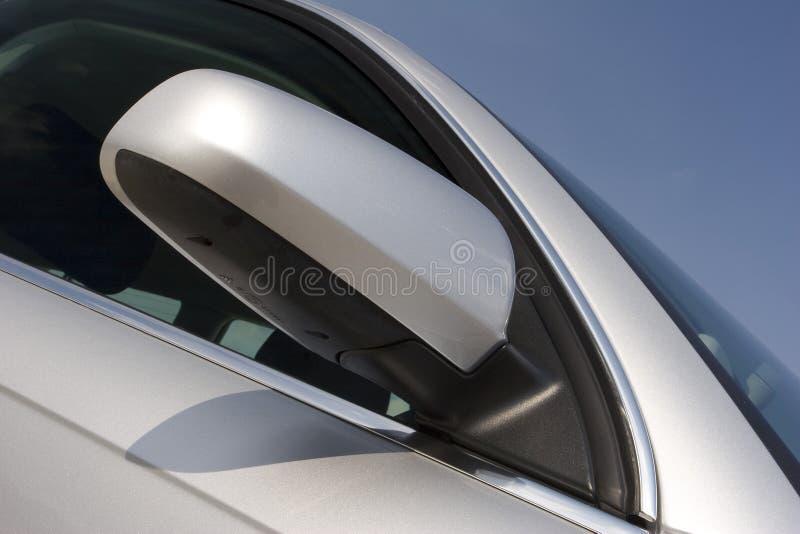 Silver Car Door And Mirror Free Public Domain Cc0 Image