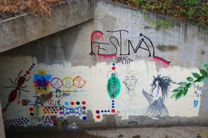 Download Silver City NM Festival Of Graffiti Editorial Image - Image: 80045085