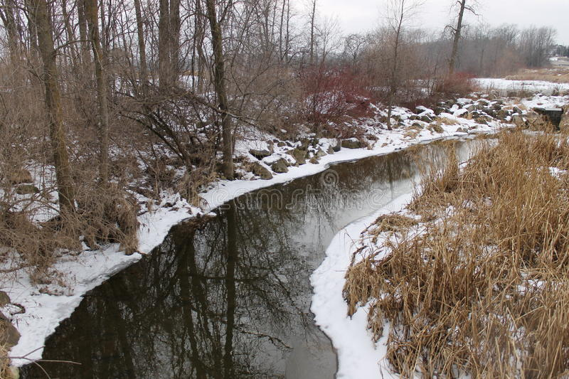 Silver Creek stock image