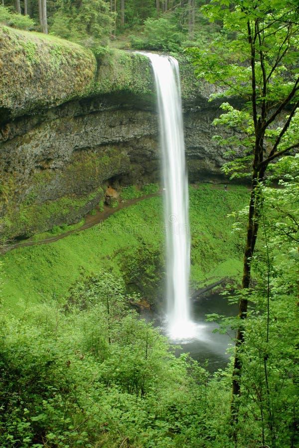 silver creek park southfalls stan fotografia stock