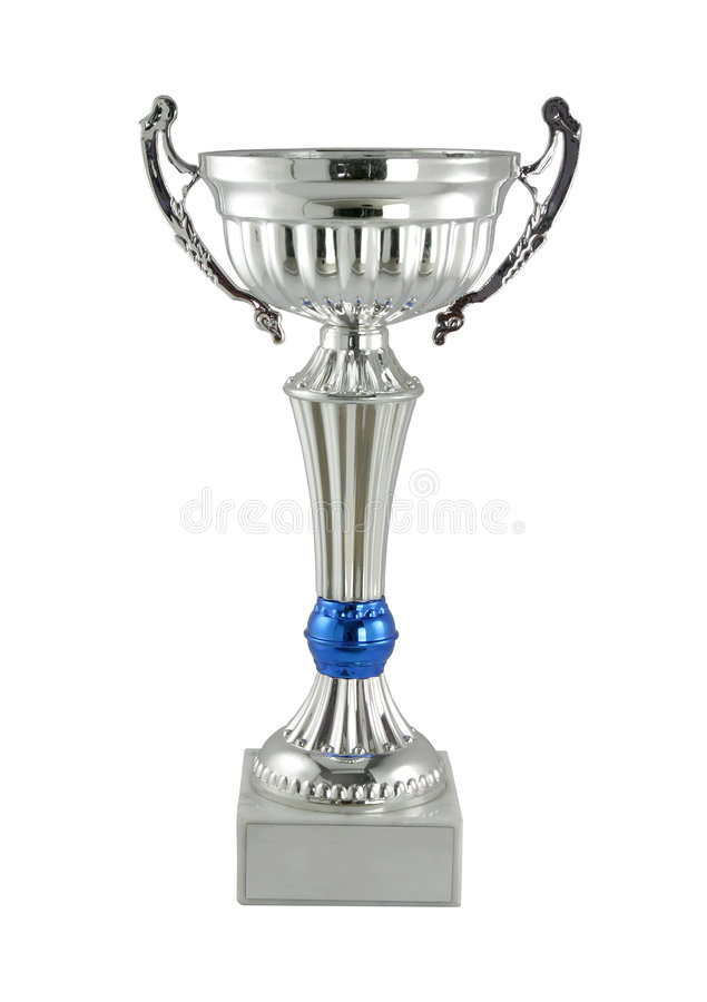 Download Silver cup stock image. Image of contest, awarding, competitor - 528941