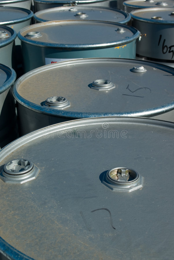 Free Silver Drums Stock Photography - 3171472