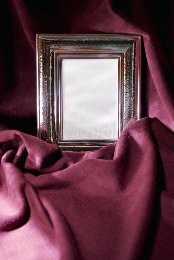 Download Silver frame stock photo. Image of exhibition, isolated - 15408214