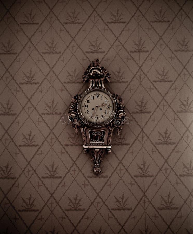 Silver Framed Analog Wall Clock Free Public Domain Cc0 Image