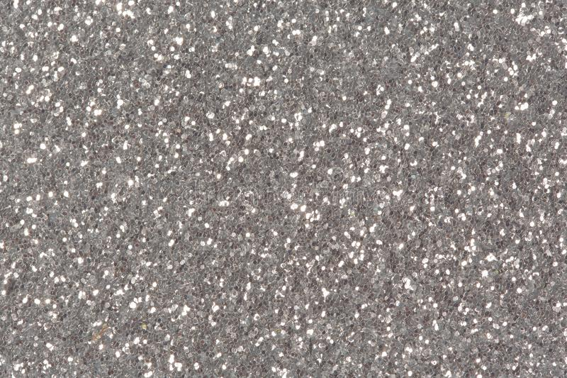 Silver glitter sparkle. Background for your design. Can be used as background in art projects. Silver glitter sparkle. Background for your design. Low contrast royalty free stock images