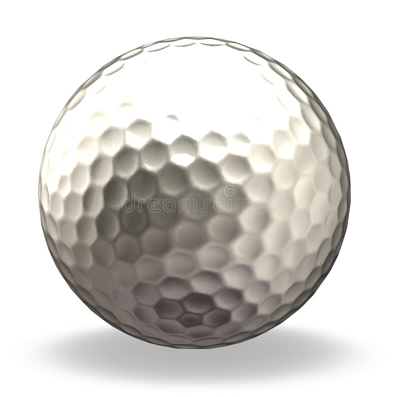 Download Silver Golf Ball Stock Images - Image: 15270214