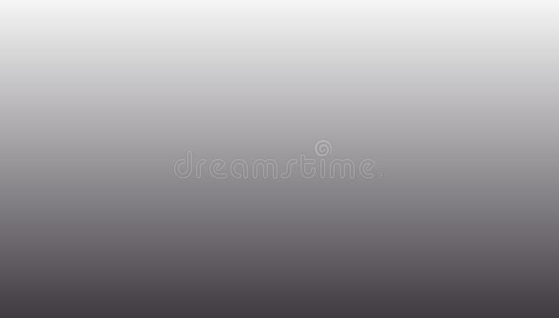 Silver gradient monochrome elegant grey background. Silver gradient monochrome elegant background stock illustration
