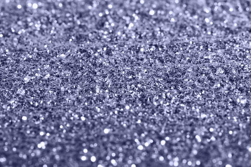 Silver,gray glitter texture festive abstract background, workpiece for design, soft focus royalty free stock photography