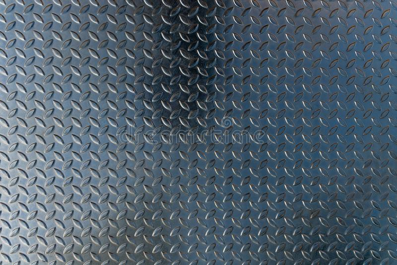 Silver gray metal, Stainless Steel diamond plate floor .textured and background concept. Silver gray metal, Stainless Steel diamond plate floor .textured and royalty free stock images