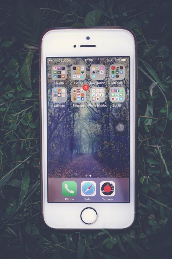Silver Iphone 5 S Free Public Domain Cc0 Image