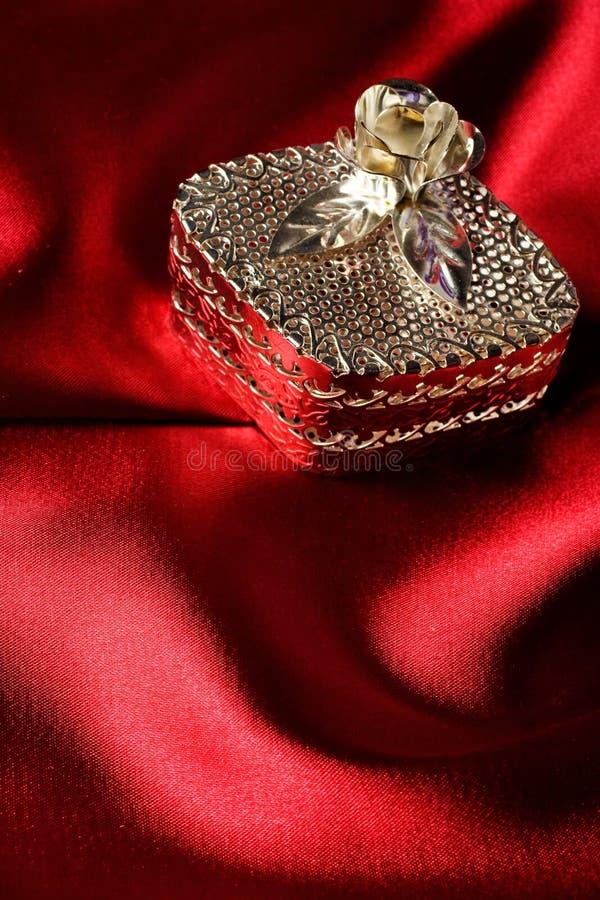 Free Silver Jewel Case Stock Photos - 11754233
