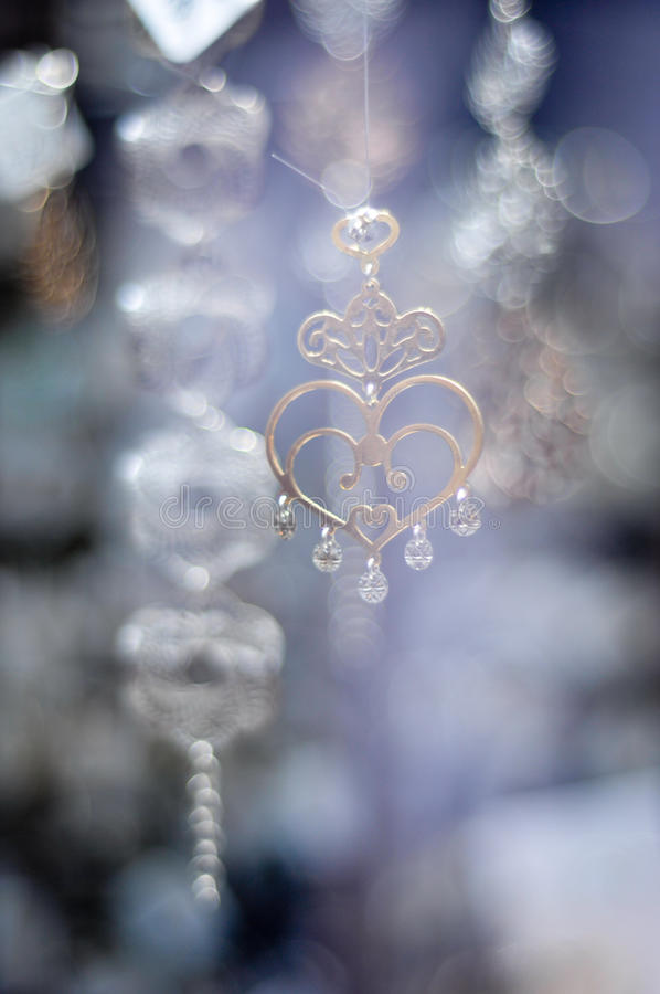 Download Silver Jewelry Stock Photo - Image: 34478020