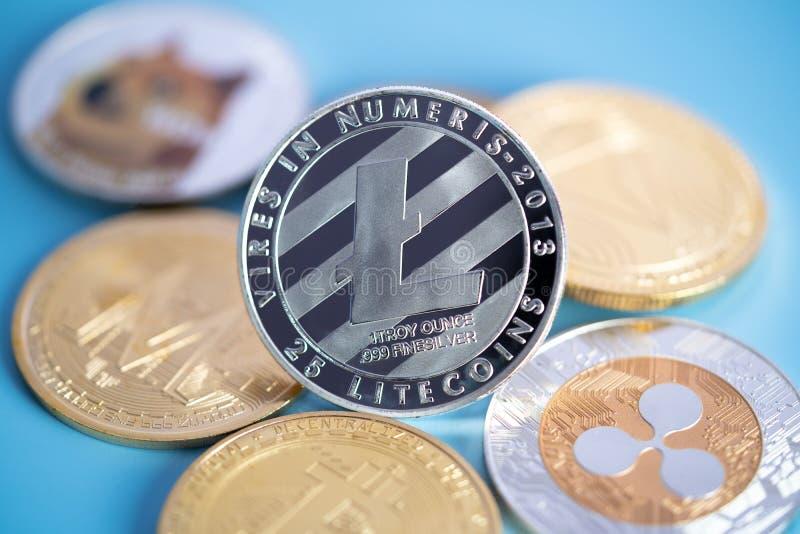 bitcoin ltc trading