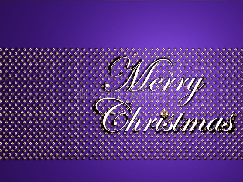 Silver merry christmas text. Merry christmas text on stars, illustration made on computer vector illustration